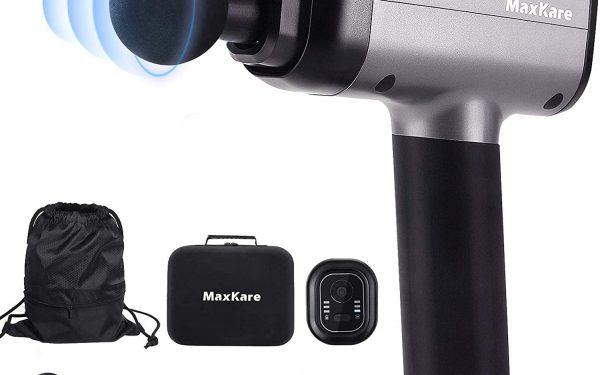 MaxKare Percussion Massage Gun $60